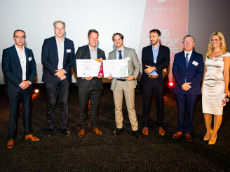 Stukwerkers wint Project of the Year Award