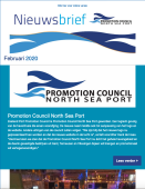 Promotion Council North Sea Port Nieuwsbrief 1 - 2020