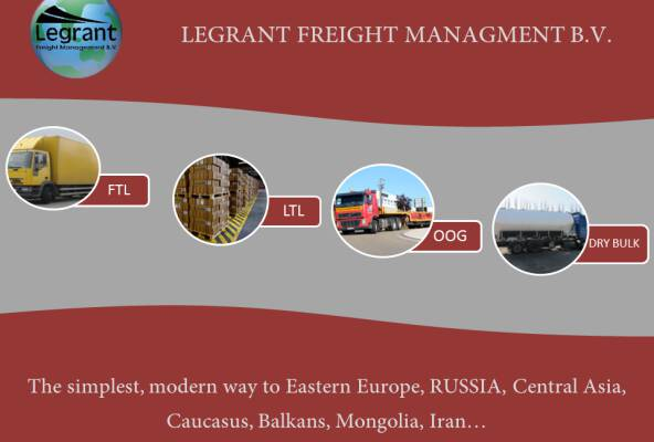 Legrant Freight Management