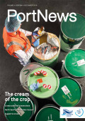 Read the December issue of PortNews now!